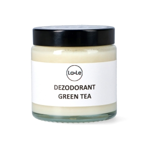 Dezodorant w kremie z olejkiem green tea 120 ml